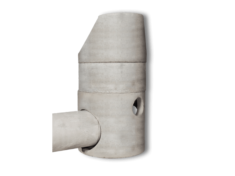 Pozos de hormigon fabricados por tubos colmenar